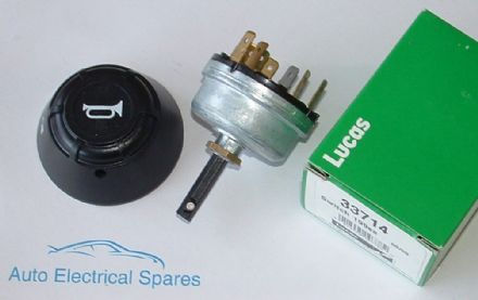 Lucas 33714 199SA rotary panel switch